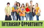 Internship Opportunity