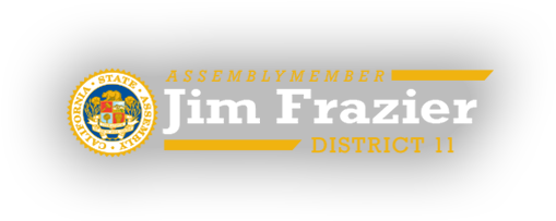 Official Website - Assemblymember Jim Frazier Representing the 11th California Assembly District