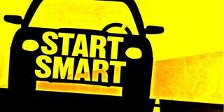 Start Smart Logo Graphic