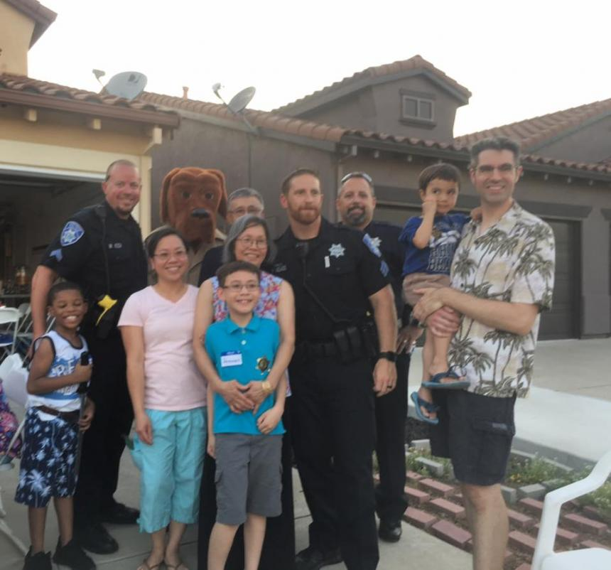 National Night Out is a big community event in Antioch.