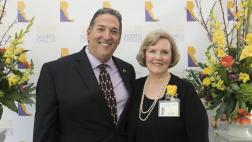 Assemblymember Frazier and AD 11 Woman of the Year, Lynn Gursky