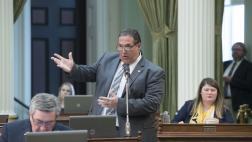 Assemblymember Frazier Speaks on the floor