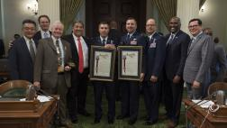Frazier recognizes Travis Air Force Base on Assembly Floor for 75 years of operations